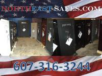 "NORTHEAST SAFES-""The Northeast's quality safe head"