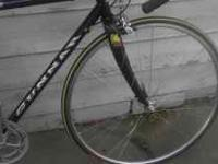 2004 road bicycle has few scratches rides like new,