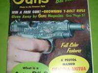 Sport Firearms Magazine Back Issues Title Guns