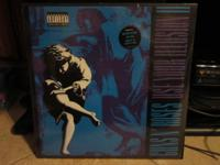 Guns n Roses Use Your Illusion 2 original Sealed double