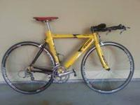 Used Guru Tri bike that I am selling to clear out my