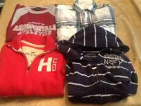 Name brand clothes small and medium $25 for all