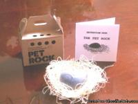 Guys has your wife or girlfriend ever asked for a Rock?