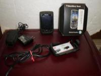 Blackberry Torch used with box, charger and all parts