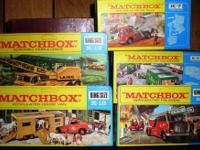 I have a large lot of Matchbox King size, regular size