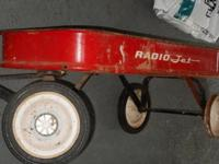 Radio Jet wagon needs 1 tire Lion King Collectible Toy