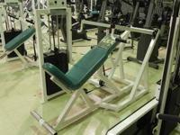 Gym Full of Equipment. Make offer. The following are