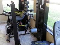 Type: Fitness Commercial gym equipment in excellent