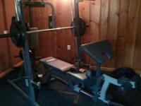 All in one or sold seperatly...Smith machine with bench