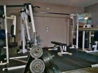 Gym Equipment , execise machines, Commercial & Home.
