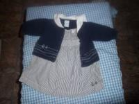 gymboree dress and sweater size 3-6 months .. Location:
