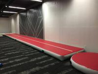 Upgrade your gym by adding air floors! More forgiving