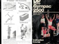 DP Gympac 2500 Fitness System is in very good