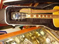 Gypsy guitar is now available for purchase at Terry