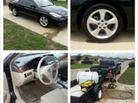 We are a mobile detailing service that will come to
