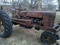 Solid straight running good restoration project call or