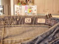 Designer skinny jeans by H & G appeal. These are new