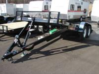 The KING OF CAR HAULERS !! This is a 18 ft x 8-1/2 ft