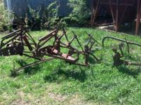 For Sale: #250 H/ M McCormick Farmall cultivator,