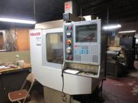 HAAS MINI MILL CNC VERTICAL MACHINING CENTER GENERAL