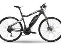 Ebike for Sale Stats: Frame SDURO Aluminum 6061,