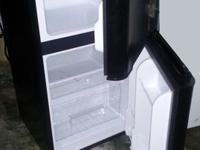 Slightly used, Like NEW Haier small 2-door refrigerator