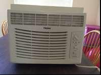 Haier 5,000 BTU Air Conditioner for sale. We only used