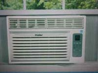 I am selling an almost new room air conditioning in