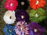 Hi i am trying to finish selling all the hair flowers