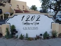 1202 Salon and Spa is located just east of Lake Street