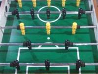 For sale is a Halex Foosball Table in like new