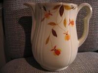 Autumn Leaf Jewel Tea Coffee Pot. No lid. Excellent