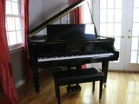 Selling this GORGEOUS Piano because we are moving out