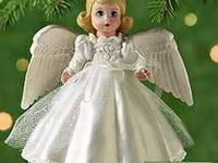 Hallmark Ornament Madame Alexander Holiday Angels