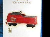 Hallmark Ornament Lionel Train Collectors Series # 1 -