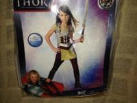 Selling girls and toddlers halloween costumes new,