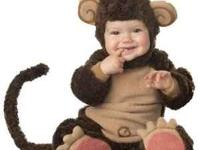 Only worn once. Elite Lil Monkey costume. $35, retails
