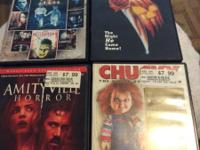 Halloween Movies: The Amityville Horror Chucky Masters