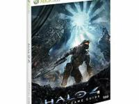Halo 4 Official Game Guide in good shape. Can  me