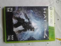 Halo 4 for Xbox in excellent condition.