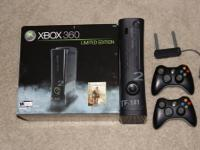 Im selling a Halo Reach Limited edition console. It has
