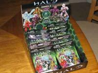 I HAVE A COMPLETE SET OF 8 OF THE HALO SERIES 2