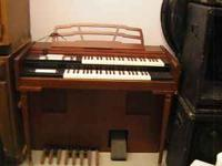 electric hamand organ 75.00 for info call  between