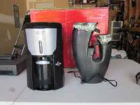 Coffee Maker12Cups Capacity Built in Reservoir (No Pot