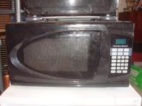 Nice Microwave Oven by Hamilton Beach Control touch