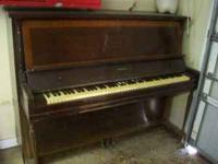 FOR SALE~~~Hamilton Piano vintage upright. needs some