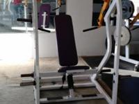 I have for sale a Hammer Strength Shoulder Press that
