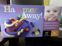 Hammer Away From Discovery Toys, Educational Outlet For