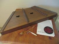 Ever wish to try the hammered dulcimer? Well, now is