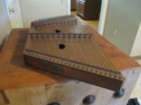 Ever wish to attempt the hammered dulcimer? Well, now